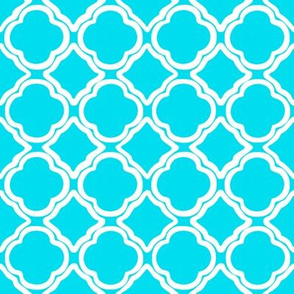 Penny's Trellis Cottage Blue Fill