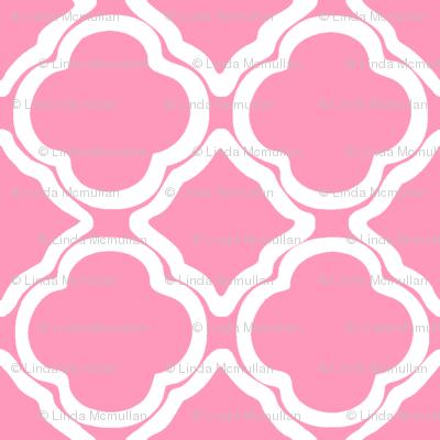 Penny's Trellis Pink
