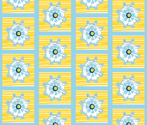 Wheels fabric by arttreedesigns on Spoonflower - custom fabric
