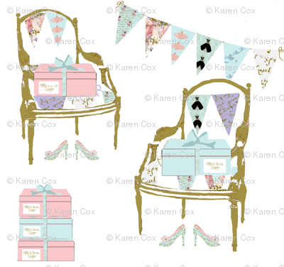 Millie's French Chairs