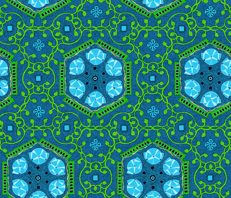 Have You Tried Turning it Off and On Again? fabric by resdesigns on Spoonflower - custom fabric