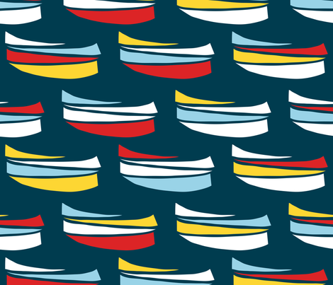 Vela fabric by anchobee on Spoonflower - custom fabric