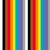 Geek Stripes Ribbon Cable