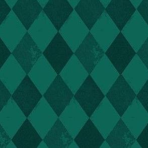 Green Harlequin Diamond