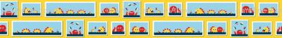Sea monsters love sailboats