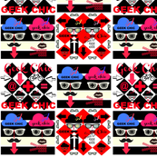 Glam geeks