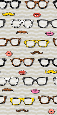 Mr. & Ms. Geek Chic