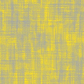 Hack hack hack grey and yellow