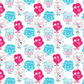 Geek Chic Little Owls