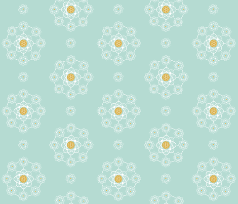 lace_atom2 fabric by spaldilocks on Spoonflower - custom fabric