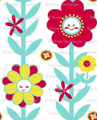 Happy Mod Flowers