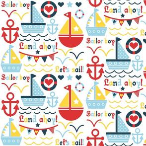 Land Ahoy!!!