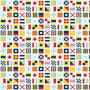 Sailing Flags