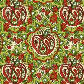 Paisley Apple