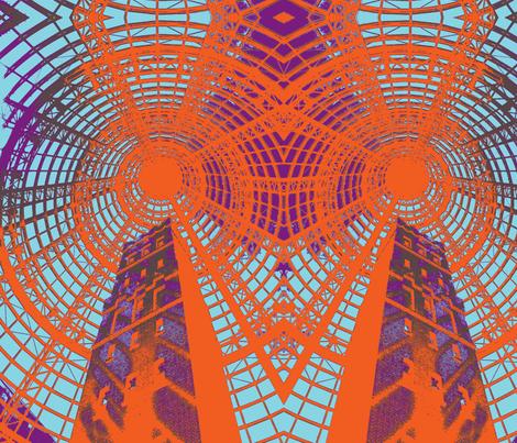 Melbourne_2012_297-ch fabric by kaymillett on Spoonflower - custom fabric