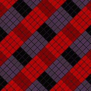 Half Mourning squares
