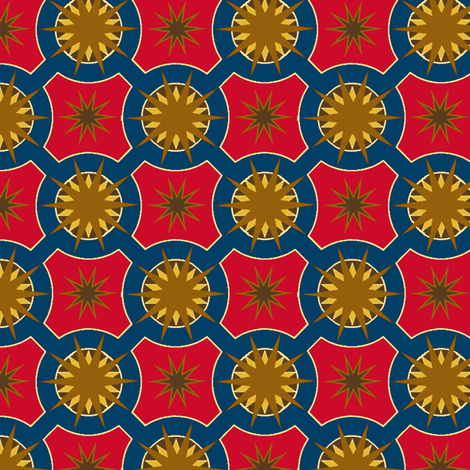 Lancelot fabric by keweenawchris on Spoonflower - custom fabric