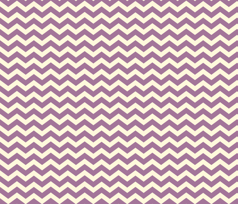 Chevron__Plum fabric by ©_lana_gordon_rast_ on Spoonflower - custom fabric