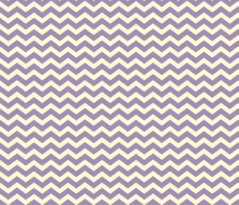 Chevron_Grape fabric by ©_lana_gordon_rast_ on Spoonflower - custom fabric
