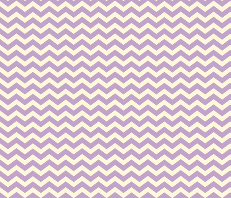 chevron_lilac fabric by lana_gordon_rast_ on Spoonflower - custom fabric
