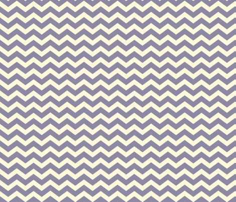 Chevron_Purple fabric by lana_gordon_rast_ on Spoonflower - custom fabric