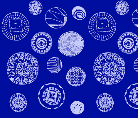 It_s_ionic fabric by urshakta on Spoonflower - custom fabric