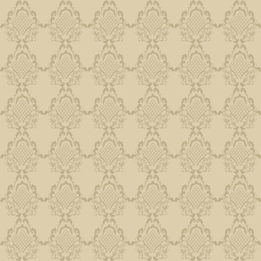 Damask_Beige
