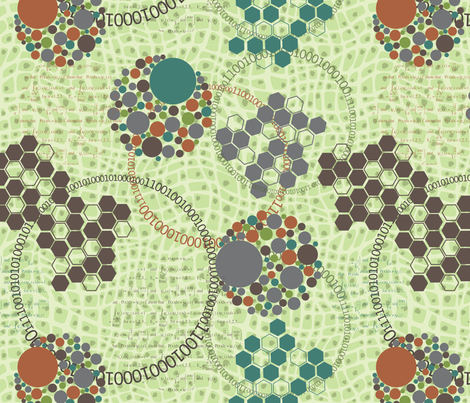 fabric8_geek_chic fabric by priti on Spoonflower - custom fabric