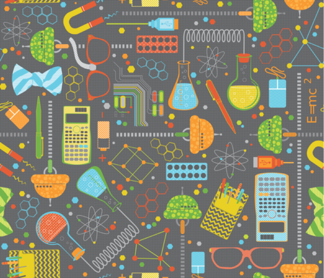 Reboot fabric by minglestudios on Spoonflower - custom fabric