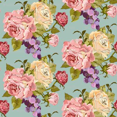 Vintage Rose Jade