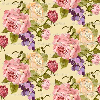 Vintage Rose Cream