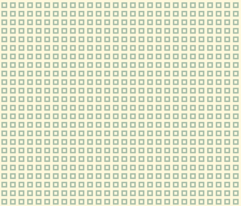 Squares_Jade fabric by lana_gordon_rast_ on Spoonflower - custom fabric