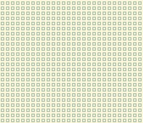Squares_Jade fabric by lana_gordon_rast_ on Spoonflower - custom fabric