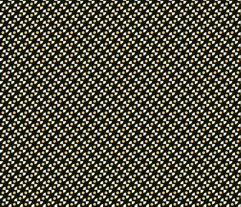 Ribbons and Dots fabric by conniefrancism on Spoonflower - custom fabric