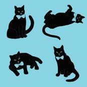 Rrrrrrrspoonflower_turquoise_cats_finished_shop_thumb