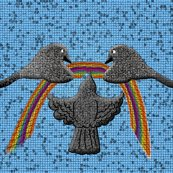 Rcrows_with_broken_rainbow_mosaic_ed_shop_thumb