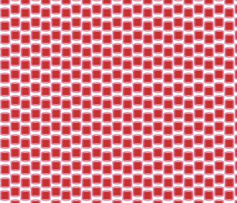 jelly jelly red fabric by hannafate on Spoonflower - custom fabric