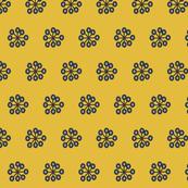 Atomic Spots - Yellow