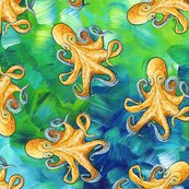 Sea_of_Whimsy_Octopus_Pattern_II_MADART