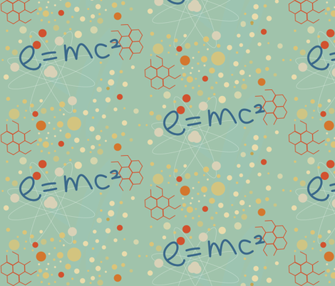 energy in pastel fabric by rcm-designs on Spoonflower - custom fabric