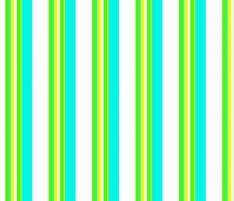 Mod_Stripe fabric by mammajamma on Spoonflower - custom fabric