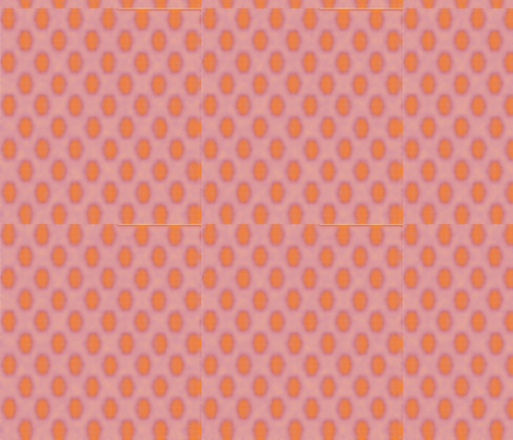 peaches & pink cream  fabric by playbox_ on Spoonflower - custom fabric