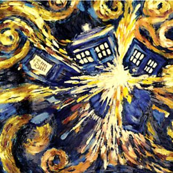 Doctor Who, Exploding