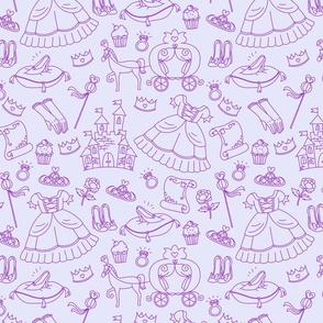 Loli Chan Princess Lavender