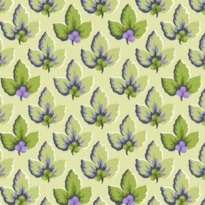 Lilacs & Cream_Leaf