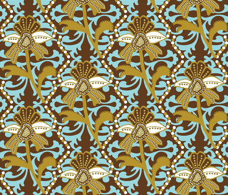 Tommy's Harbor Mod fabric by paragonstudios on Spoonflower - custom fabric