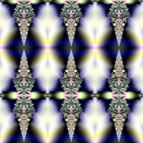 Fractal: Jeweled Icicles