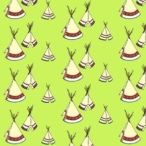 Teepee-Lime