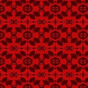 batik red flower 2