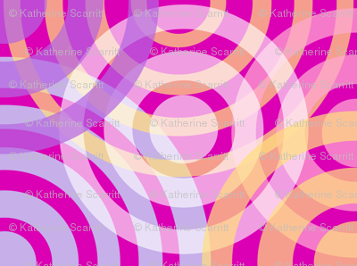 Wave_Pattern_3_Bright_Pink